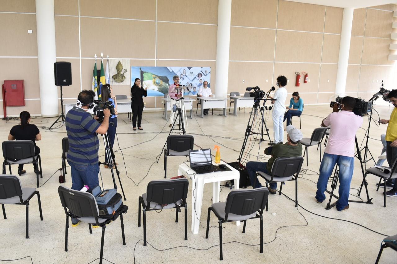 TV Câmara Natal transmite coletivas do Governo do RN sobre o ...